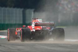 Ausritt: Sebastian Vettel, Ferrari SF70H