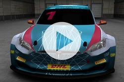 Video del Tesla P100DL 2.0, Electric GT Championship