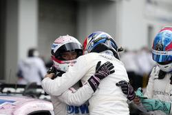 Lucas Auer, Mercedes-AMG Team HWA, Mercedes-AMG C63 DTM, Robert Wickens, Mercedes-AMG Team HWA, Mercedes-AMG C63 DTM