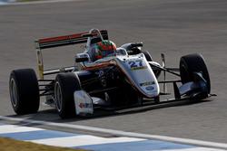 Jehan Daruvala, Carlin, Dallara F317 - Volkswagen