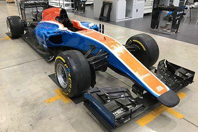 Auktion: Manor Motorsport