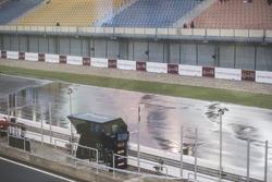 De la pluie au Qatar