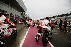 Race 1 dibatalkan karena kondisi cuaca