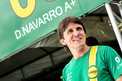 Denis Navarro na Cimed Racing