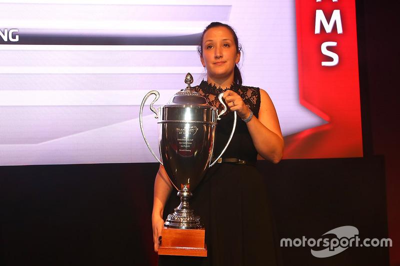 2016 Copa Endurance AM Copa equipos, Rinaldi Racing, tercer lugar