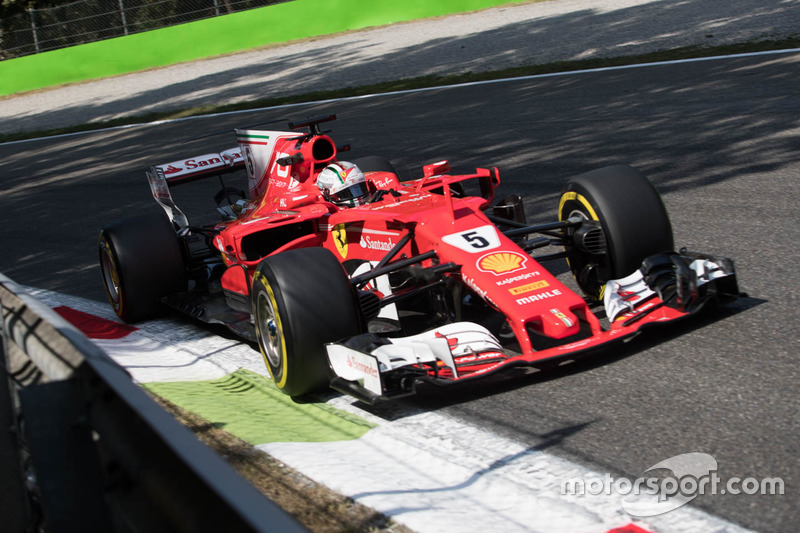 2 місце — Себастьян Феттель, Ferrari — 304
