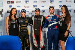 Roy Nissany, RP Motorsport, Pietro Fittipaldi, Lotus, Matevos Isaakyan, SMP Racing