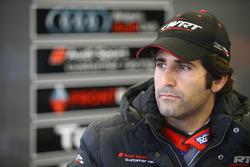 #3 Belgian Audi Club Team WRT Audi R8 LMS GT3: Sergio Jimenez