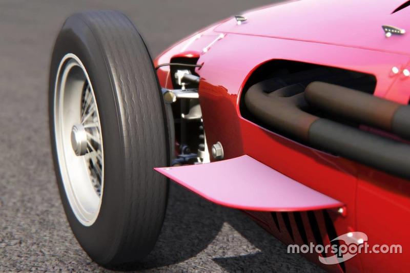 Assetto Corsa, Maserati 250F