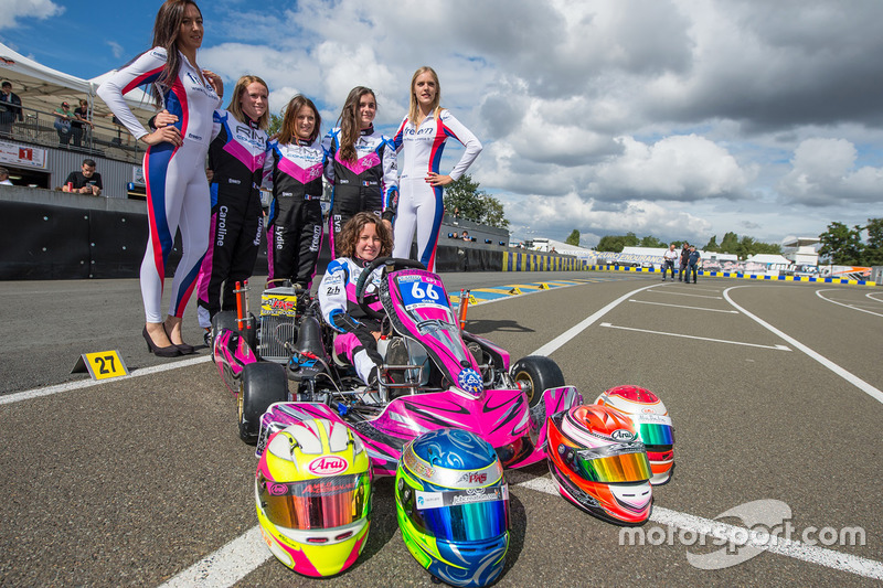 #66 Oise RM Concept Ladies: Lydie Valichon, Eva Benes, Pauline Dabert, Caroline Martel