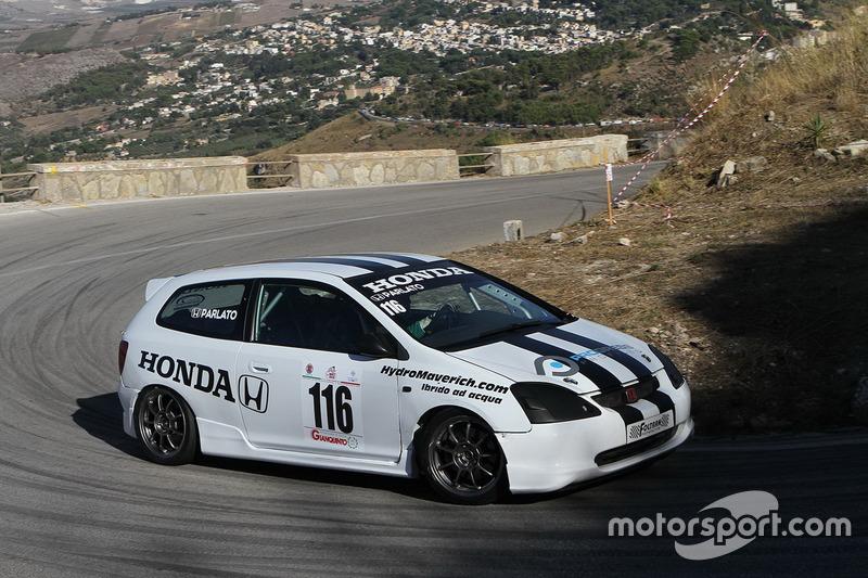 Paolo Parlato, Honda Civic