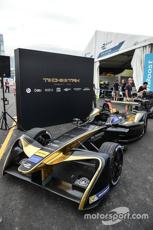 Techeetah Formula E Team