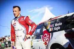 Крис Мик, Citroën DS3 WRC, Abu Dhabi Total World Rally Team