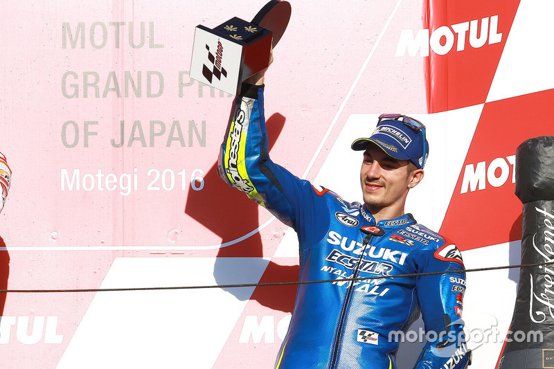 Podium: 3. Maverick Viñales, Team Suzuki Ecstar MotoGP