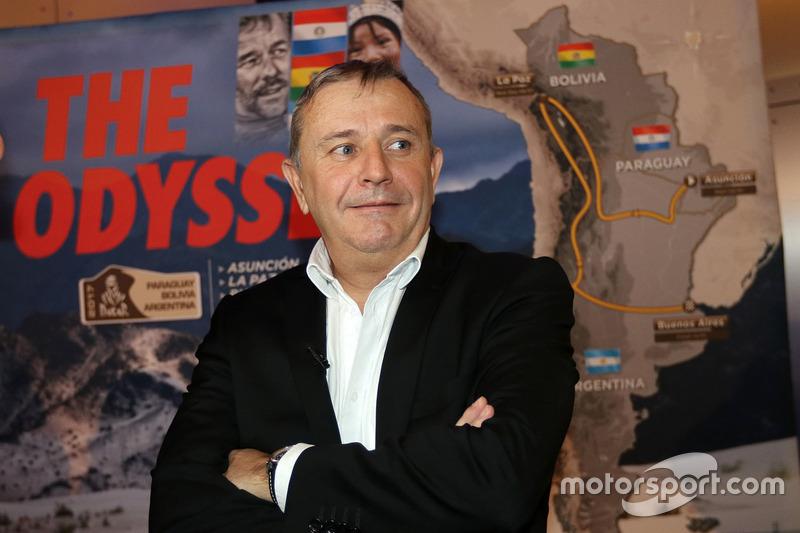 Étienne Lavigne, Dakar-Direktor