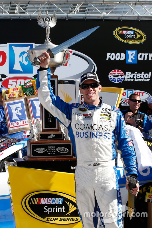 Carl Edwards, Joe Gibbs Racing Toyota racewinnaar