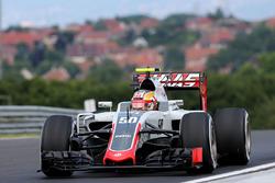 Charles Leclerc, piloto de pruebas, Haas F1 Team