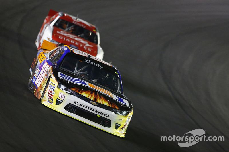 Josh Berry, JR Motorsports, Chevrolet