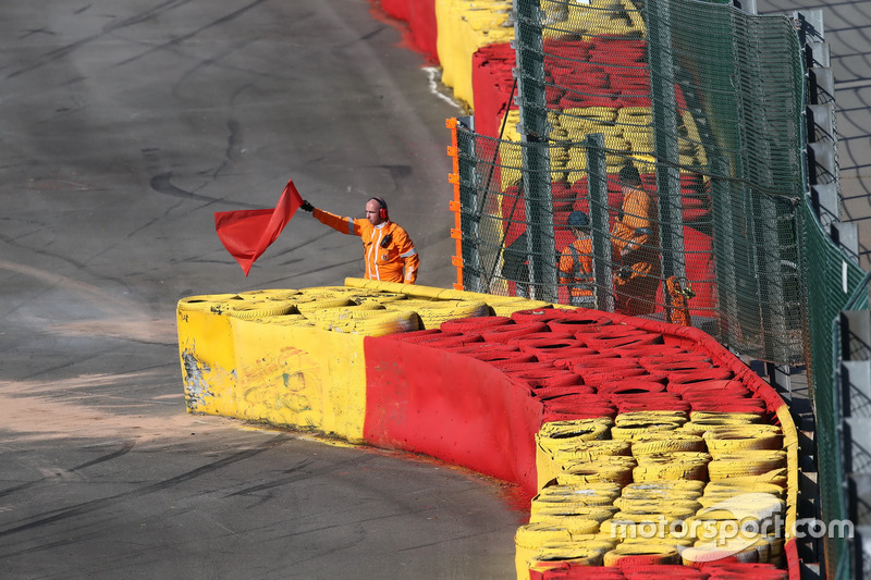 Rote Flagge