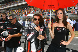 Marco Melandri, Hayate Racing Team Kawasaki