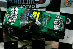 Victory Lane: Джонні Сотер, GMS Racing Ford