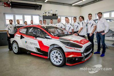 World RX Team Austria Anuncio de pilotos