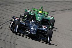 Ed Carpenter, Ed Carpenter Racing Chevrolet, Spencer Pigot, Ed Carpenter Racing Chevrolet
