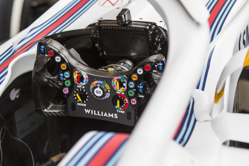 Williams FW41 stuur