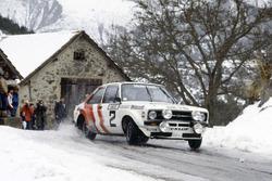 Бьорн Вальдегард, Ханс Торшелиус, Ford Escort RS