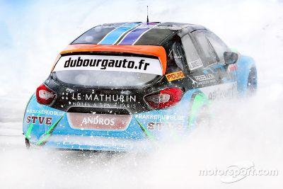 Trophée Andros: test Andreas Bakkerud