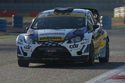 Giuseppe Freguglia, Lisa Bollito, Ford Fiesta WRC