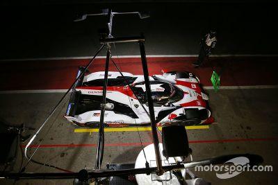 Toyota Algarve testing