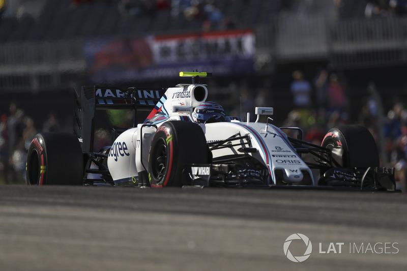 2016: Williams-Mercedes FW38