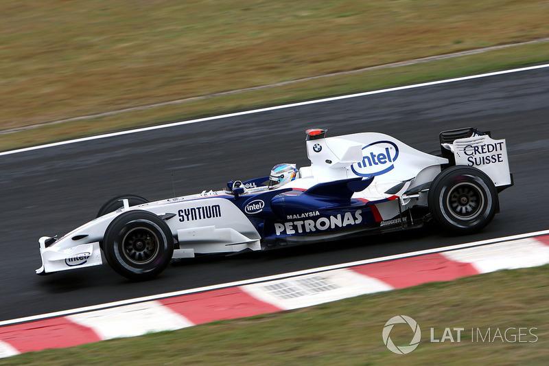 2007: BMW-Sauber F1.07