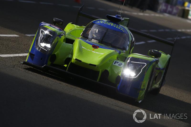 27. Андреа Бертолини, Ник Йонссон, Трейси Крон, Eurasia Motorsport, Ligier JSP217 Gibson (№44)