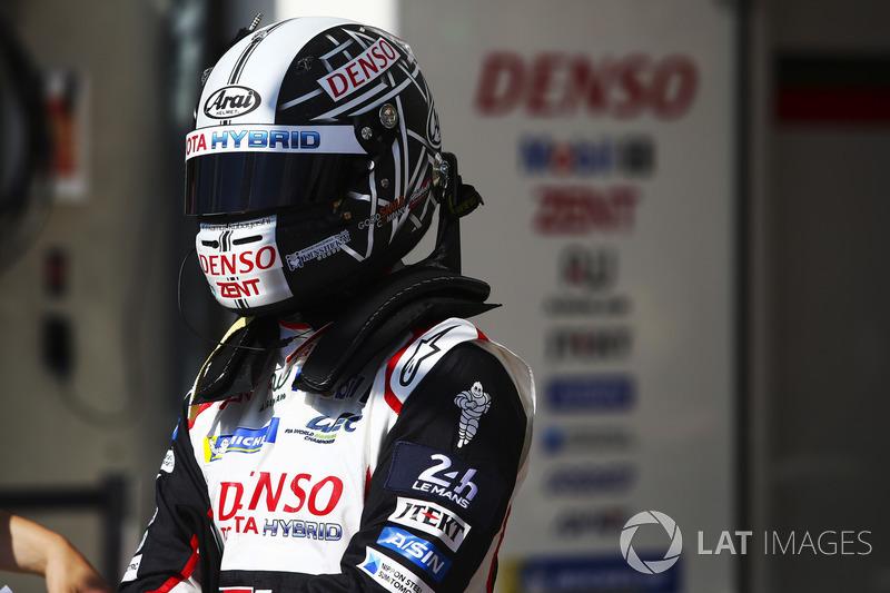 Kamui Kobayashi: #7 Toyota Gazoo Racing Toyota TS050