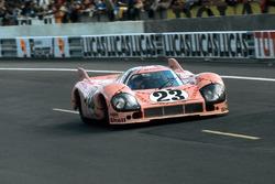 Willi Kauhsen, Reinhold Joest, Porsche 917/20 'Pink Pig'