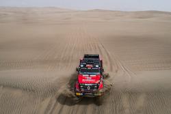 #506 Mammoet Rallysport: Martin van den Brink, Wouter Rosegaar, Daniel Kozlovsky