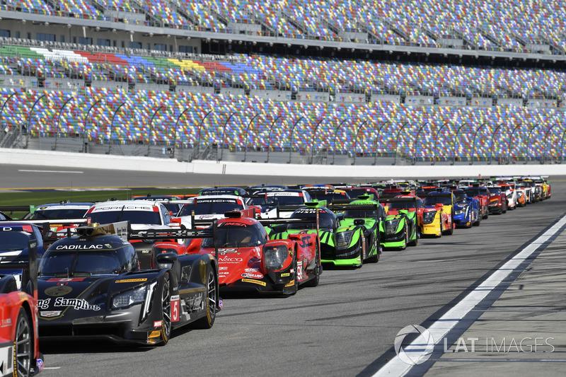Foto de grupo de coches MSA