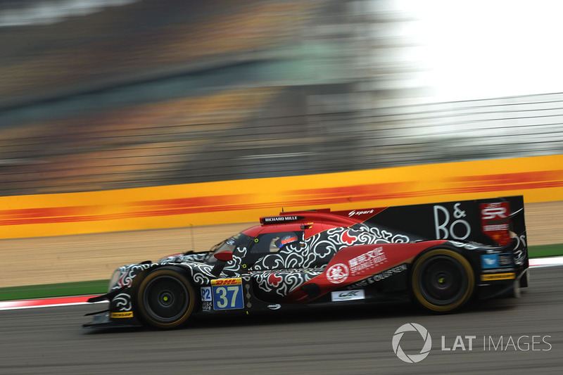 9. LMP2: #37 DC Racing , Oreca 07 Gibson