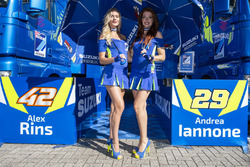 Grid girls