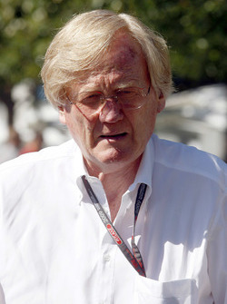 Ron Walker, Chairman, Australian Grand Prix