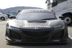 NSX GT3 フロント