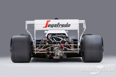 Toleman Ayrton Senna in asta