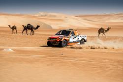 مارتين بروكوب، رالي أبوظبي الصحراوي