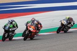 John McPhee, CIP-Unicom Starker, Darryn Binder, Red Bull KTM Ajo
