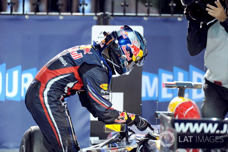 2011: Sebastian Vettel, Red Bull-Renault RB7
