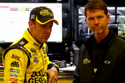 Matt Kenseth, Joe Gibbs Racing Toyota, Jason Ratcliff