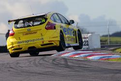 Алекс Мартін, Team Parker Racing