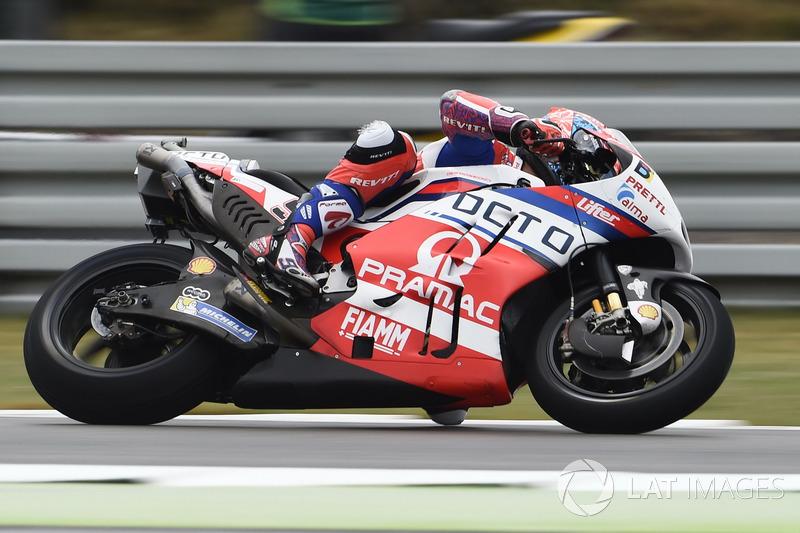 8. Danilo Petrucci, Pramac Racing